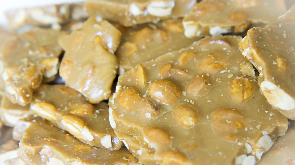 The PB Gallery<BR>(Peanut Brittle)